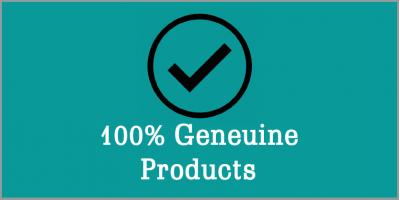 100% Geneuine