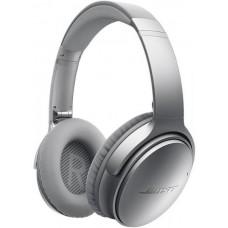 Bose QuietComfort 35 Wireless Headphones, Silver - QC35