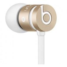 Beats urBeats In Ear Headset, Gold MK9X2ZM/A