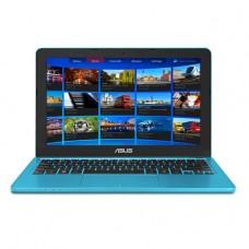 Asus E202 Celeron 11.6 Inch 2GB RAM 500GB HDD Win 10 Blue