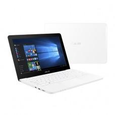 Asus E202 Celeron 11.6 Inch 2GB RAM 500GB HDD Win10 White