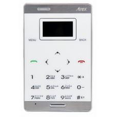 AIEK M3, Ultra Thin Card Mobile Phone, White