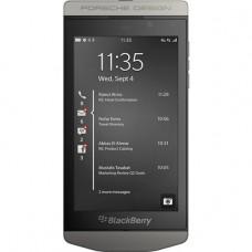 BlackBerry Porsche P9982 English, Silver, 64 GB