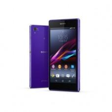Sony Xperia-Z1 4G, 20.7 MP, Purple, 16 GB