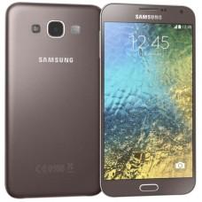 Samsung E500FD Dual SIM, 8 MP, Black, 16 GB