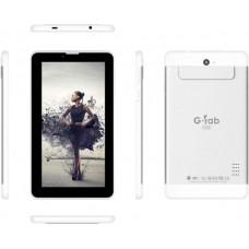 G-Tab P7075 4G/LTE Tablet -7 Inch Quad core, 1+8GB, WIFI ,Silver