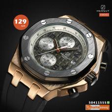 HM 002 Hemsut TORBOLLO Water Proof Men's Watch Quartz Watch Rubber Band Quartz Wrist Watch