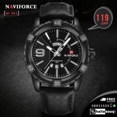 NF 003 NAVIFORCE men watches Luxury Brand Sport Full Steel Quartz Watches Men's Waterproof Military Wrist watch men relogio masculino