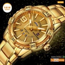 NF 007 NAVIFORCE men watches Luxury Brand Sport Full Steel Quartz Watches Men's Waterproof Military Wrist watch men relogio masculino