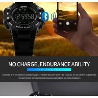 SKMEI 1226 Brand Men Smart Watch Fashion Sport Watches Pedometer Remote Camera Man Clock Bluetooth Calorie Digital Wristwatches