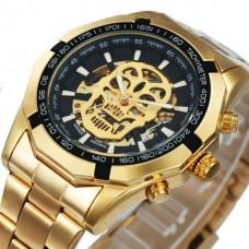 WN 011 WINNER New Fashion Mechanical Watch Men Skull Design