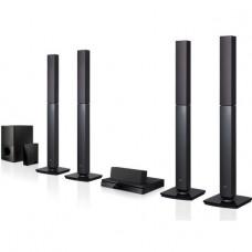 LG 5.1 Inch Dvd Home Theater LHD655W Wireless