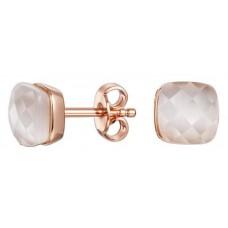 Esprit Women's 925 Sterling Silver Stud Earrings - ESER92671C000