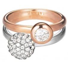 Esprit Women's 925 Silver Ring - ESRG92396A180-18