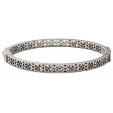 Fossil Women's Stainless Steel Bracelet - JF00097040M