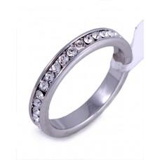 Swarovski Elements Ring for women's Size 8 [SWR-022]