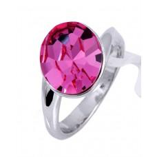 Swarovski Elements 18K White Gold Plated Rings For Women