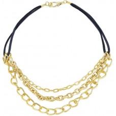 Trinketree Women's Alloy Choker Necklace - 8.5 Inch