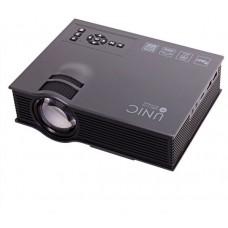 Unic Home 3D Projector - UC46, Black
