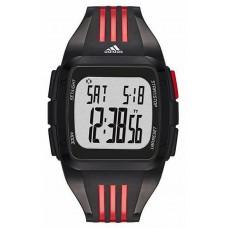 Adidas Performance Duramo XL Men's Grey Digital Dial Polyurethane Band Watch - ADP6097