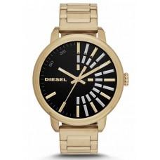 Diesel Flare Women's Black Dial Stainless Steel Band Watch - DZ5417