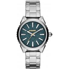 Diesel Nuki Women's Navy Dial Stainless Steel Band Watch - DZ5475