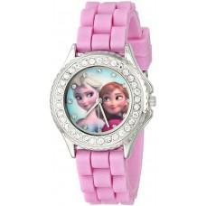 Disney Kids' FZN3554 Frozen Anna and Elsa Watch