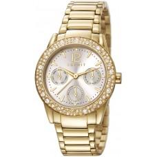 Esprit Women Round Silver Dial ES107152003 Watch