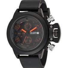 Megir for Men - Analog Rubber Band Watch -M2002G