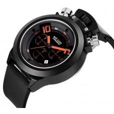 Megir Casual Watch For Men Analog Silicone - MG2511B