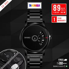 Skmei SK 003 Simple Style Fashion Men Quartz Watch Water Resistant 30 MTR