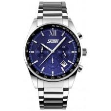 Skmei MJS0030 quartz watch For Men Steel Wristwatch