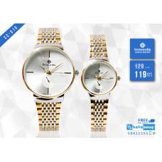 SC 010 Swiscardin Pair Watch
