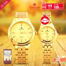 SC 005 Swiscardin Pair Watch