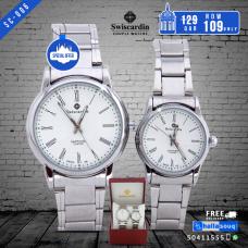 SC 006 Swiscardin Pair Watch